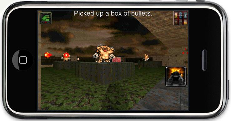 Doom Iphone source code review