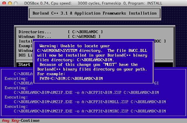 Compile like it's 1992