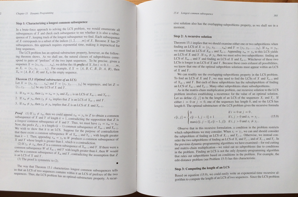 Introduction to algorithms 3rd edition solutions