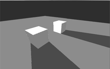 ShadowMapping with GLUT and GLSL